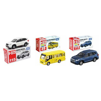 Takara Tomy Tomica Car Set - Assorted
