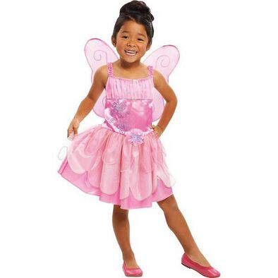 Dream Dazzlers Dd Butterfly Dress W/Wings - Assorted
