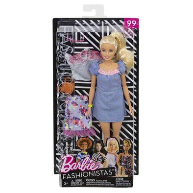 Barbie Fashionista Doll W