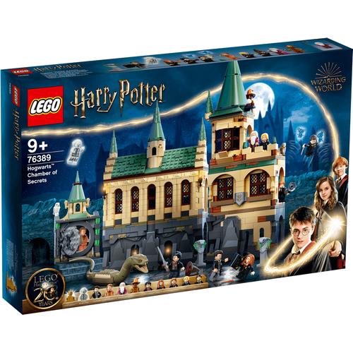 LEGO Harry Potter Hogwarts Chamber of Secrets 76389