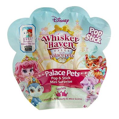 Disney Palace Pets Pop And Stick Mini Surprise Blind Pack
