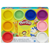 Play-Doh Case Of Colors (8 X 2Oz)