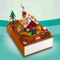LEGO 2021 Bricktober Hansel And Gretel