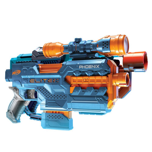 Nerf Elite 2.0 Phoenix CS-6 Motorized Blaster