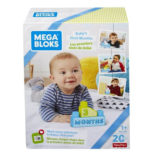 Mega Bloks Baby's First Months - Assorted
