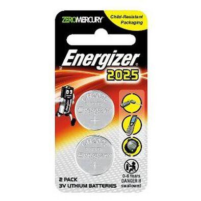 Energizer Lithium Coin 2025 Bp2
