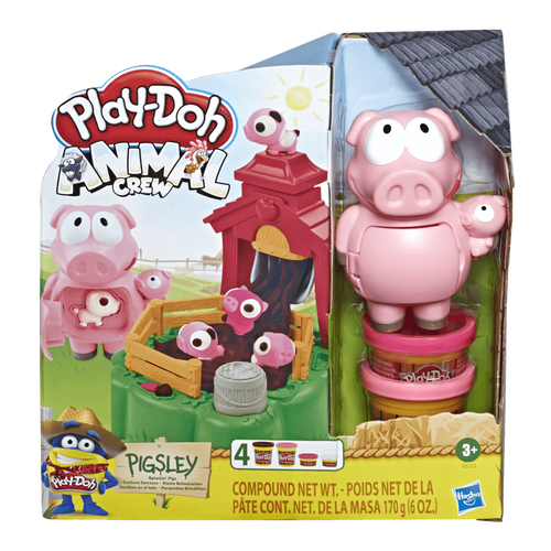 Play-Doh Animal Crew Pigsley