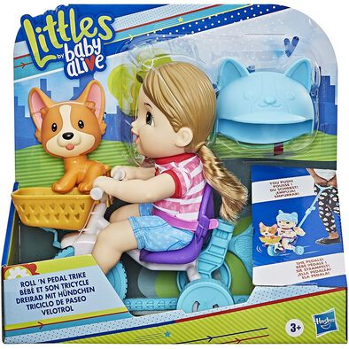 Baby Alive Littles, Roll 'n Pedal Trike