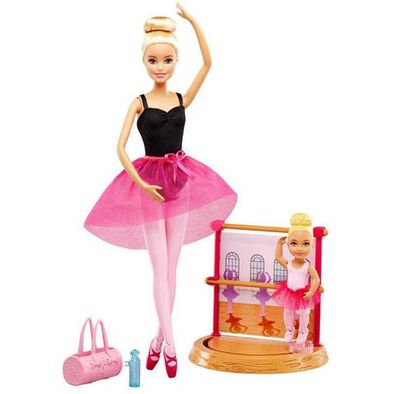 Barbie Ballet Reality Playset - Assorted