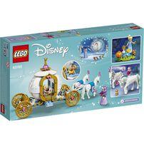 LEGO Disney Cinderella's Royal Carriage 43192