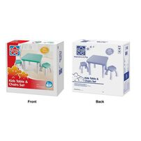 Grow'n Up Kids Table and Chairs Set