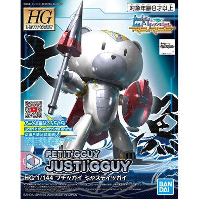 Bandai Hg 1/144 Petit`Gguy Justi`Gguy