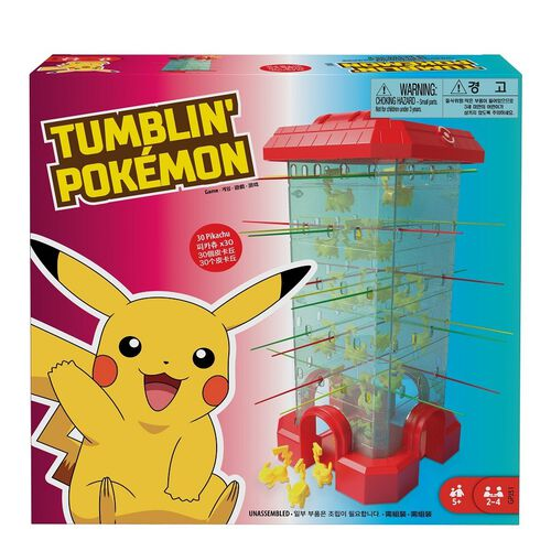 Pokemon Tumblin Pikachu