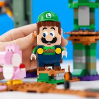 LEGO Super Mario Adventures With Luigi Starter Course Pack 71387