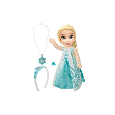 Disney Frozen Toddler Elsa With Accessories