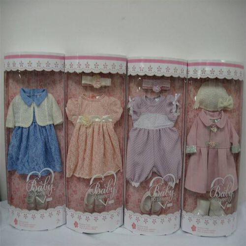 You & Me Baby So Sweet Doll Outfits - Assorted