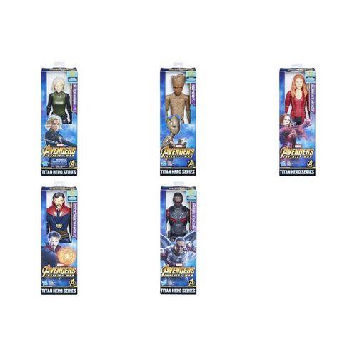 Marvel Avengers 12 Inch Titan Hero Series Movie B - Assorted