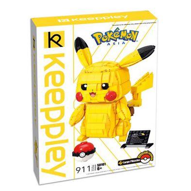 Pokemon Keepplay Pikachu Large