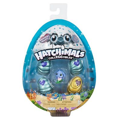 Hatchimals Colleggtibles S5 4 Pack + Bonus - Assorted