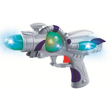 True Heroes Space Blaster (Grey)