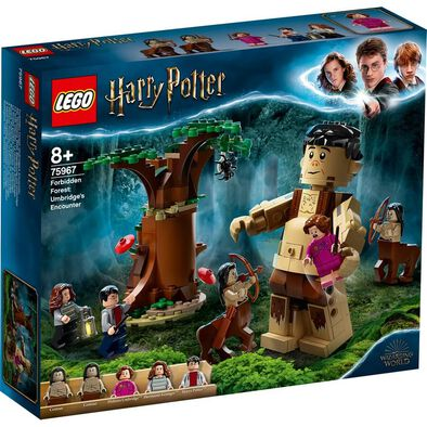 LEGO Harry Potter Forbidden Forest: Umbridge's Encounter 75967