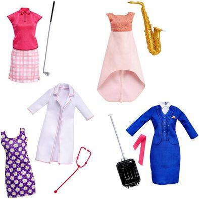 Barbie Career Fashion - Assorted