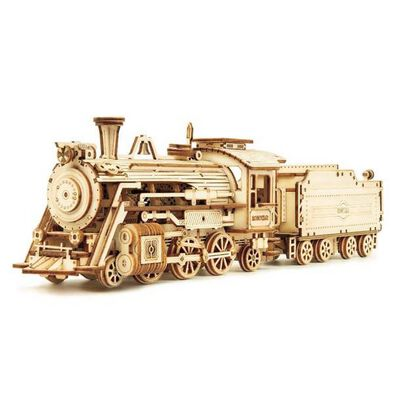 Robotime DIY Prime Steam Express