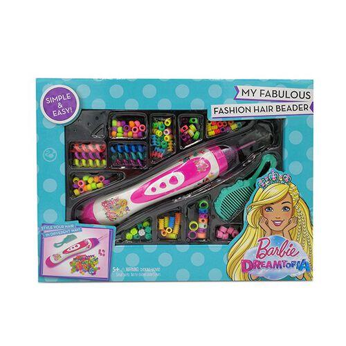 Barbie Hair Bead Set