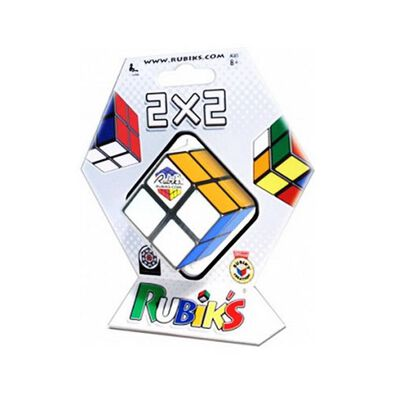 Rubik's Cube 2X2 Hex Hang Pack