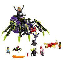 LEGO Monkie Kid Spider Queen's Arachnoid Base 80022