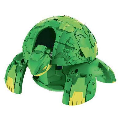 Bakugan Baku-026 Booster Basic Turtonium Green