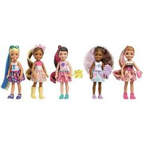 Barbie Paint Reveal Chelsea Doll - Assorted