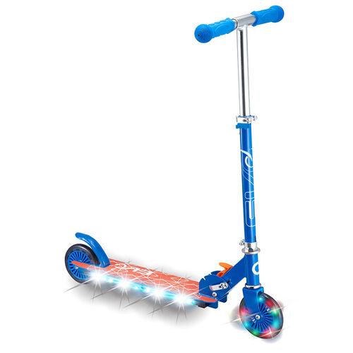Evo Light Up Scooter - Blue