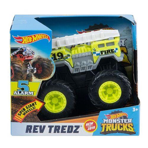 Hot Wheels Monster Trucks 1:43 Rev - Assorted