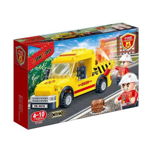Banbao Fire Vehicle Fire Rescue 7108