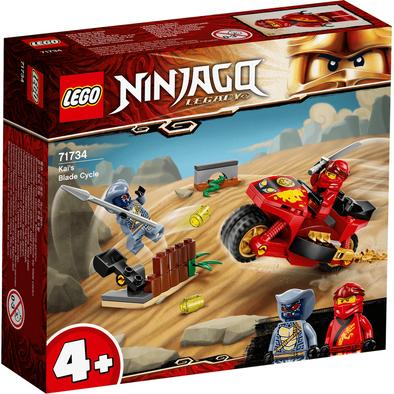 LEGO Ninjago Kai's Blade Cycle 71734