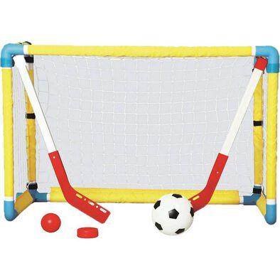 Stats 3 In 1 Combo Set Soccer Tennis Hockey