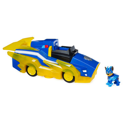 Paw Patrol Chase'S Charged Up Deluxe Vehicle
