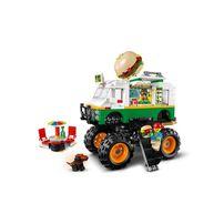 LEGO Creator Monster Burger Truck 31104