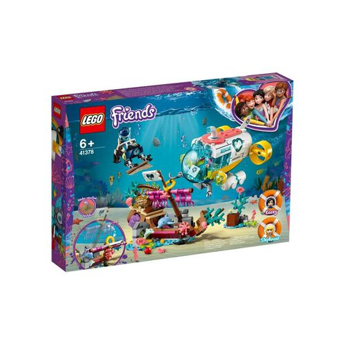 LEGO Friends Dolphins Rescue Mission 41378