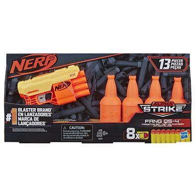NERF Alpha Strike Fang Qs 4 Target Set