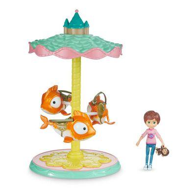 Wonder Park Flying Fish Carousel Set