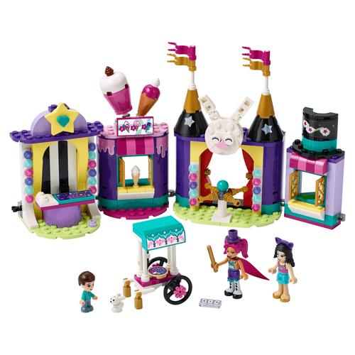 LEGO Friends Magical Funfair Stalls 41687