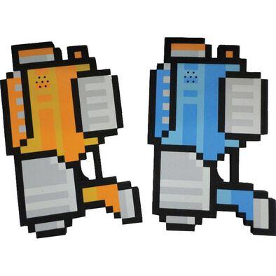 True Heroes Pixel-Blaster (Short)