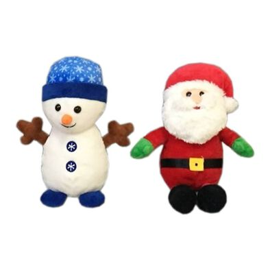 """Animal Alley 8"""" Christmas Soft Toy - Assorted"""