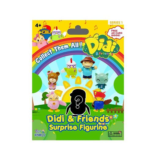 Didi & Friends Surprise Figurine - Assorted