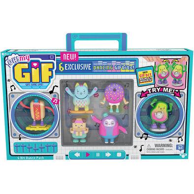 OH! MY GIF S1 6 Bit Dance Pack