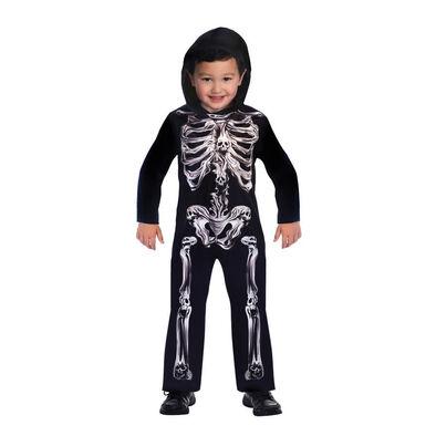 Halloween Spooky Skeleton Costume