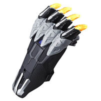 Marvel Avengers Black Panther Vibranium Power FX Claw