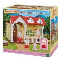 Sylvanian Families Sweet Raspberry Home